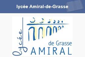 Lycée Amiral de Grasse Partie prenante active  Grasse depuis 2019